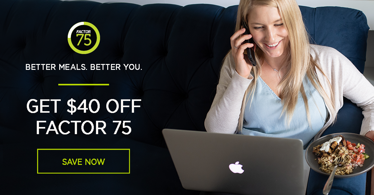 Factor 75 | Healthy, Fully-Prepared Meals Delivered to Your Door